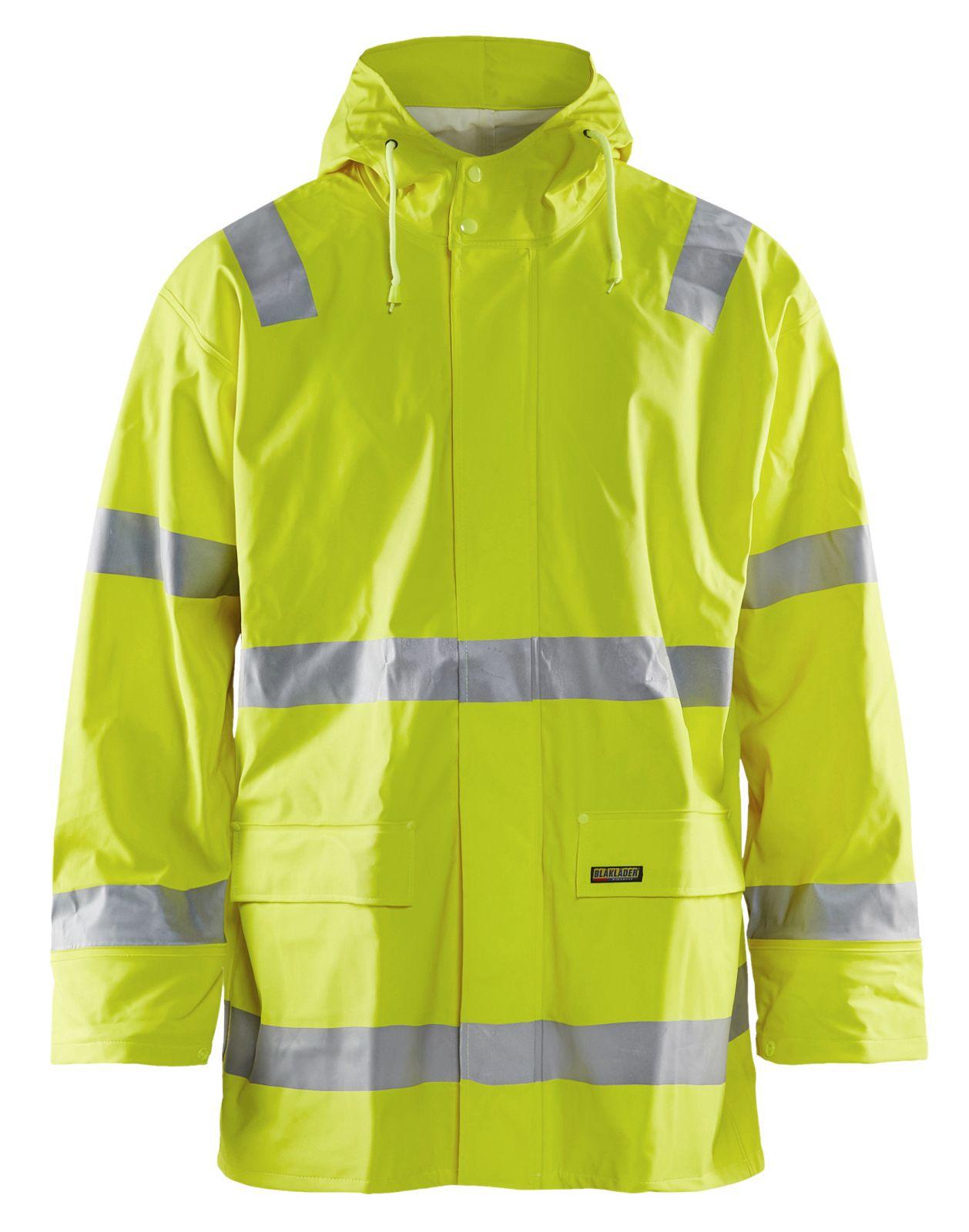Blaklader Regenjassen 43262005 High Vis fluo-geel(3300)