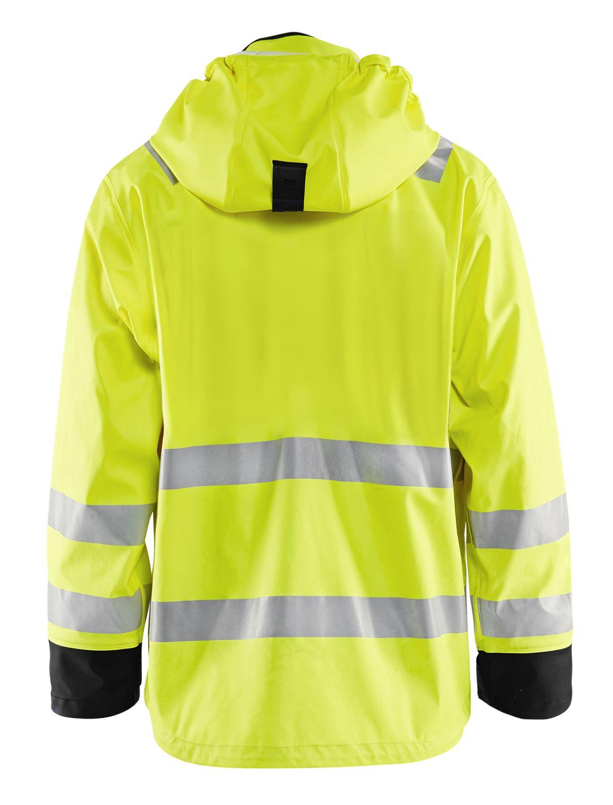 Blaklader Jassen 43272005 High Vis fluo geel-zwart(3399)