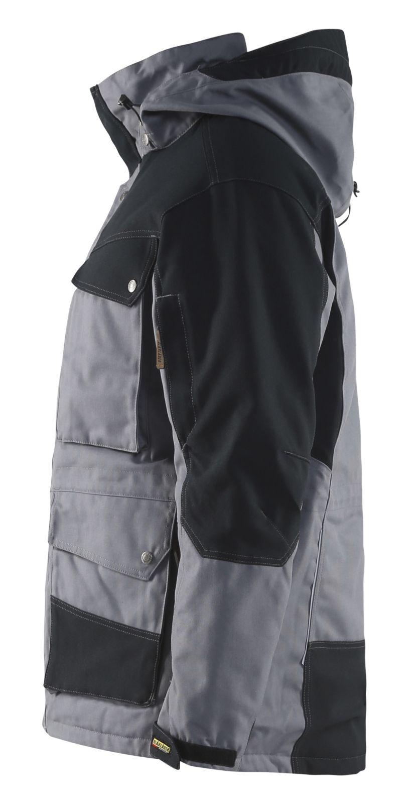Blaklader Jassen 44341945 grijs-zwart(9499)