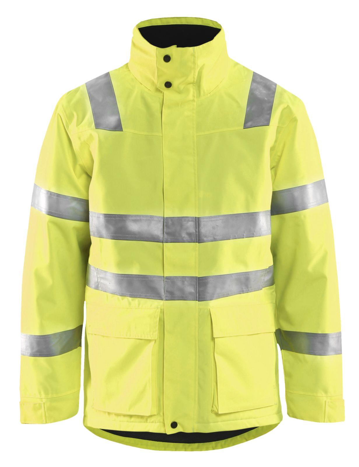 Blaklader Jassen 44621977 High Vis geel(3300)