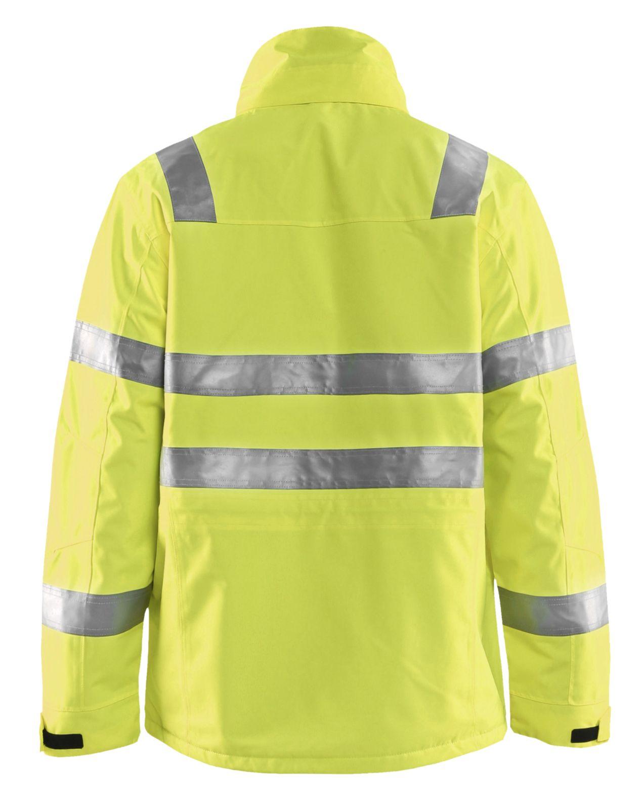 Blaklader Regenparka 44621977 High Vis geel(3300)