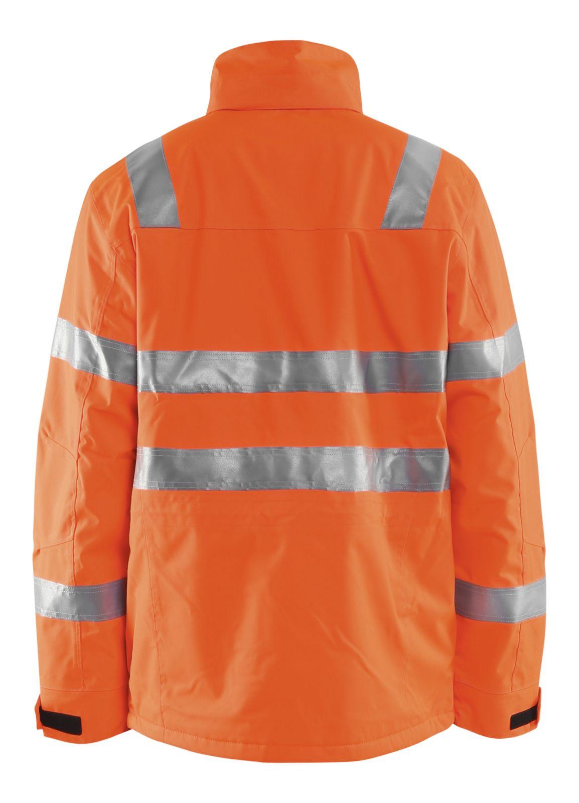 Blaklader Regenparka 44621977 High Vis oranje(5300)