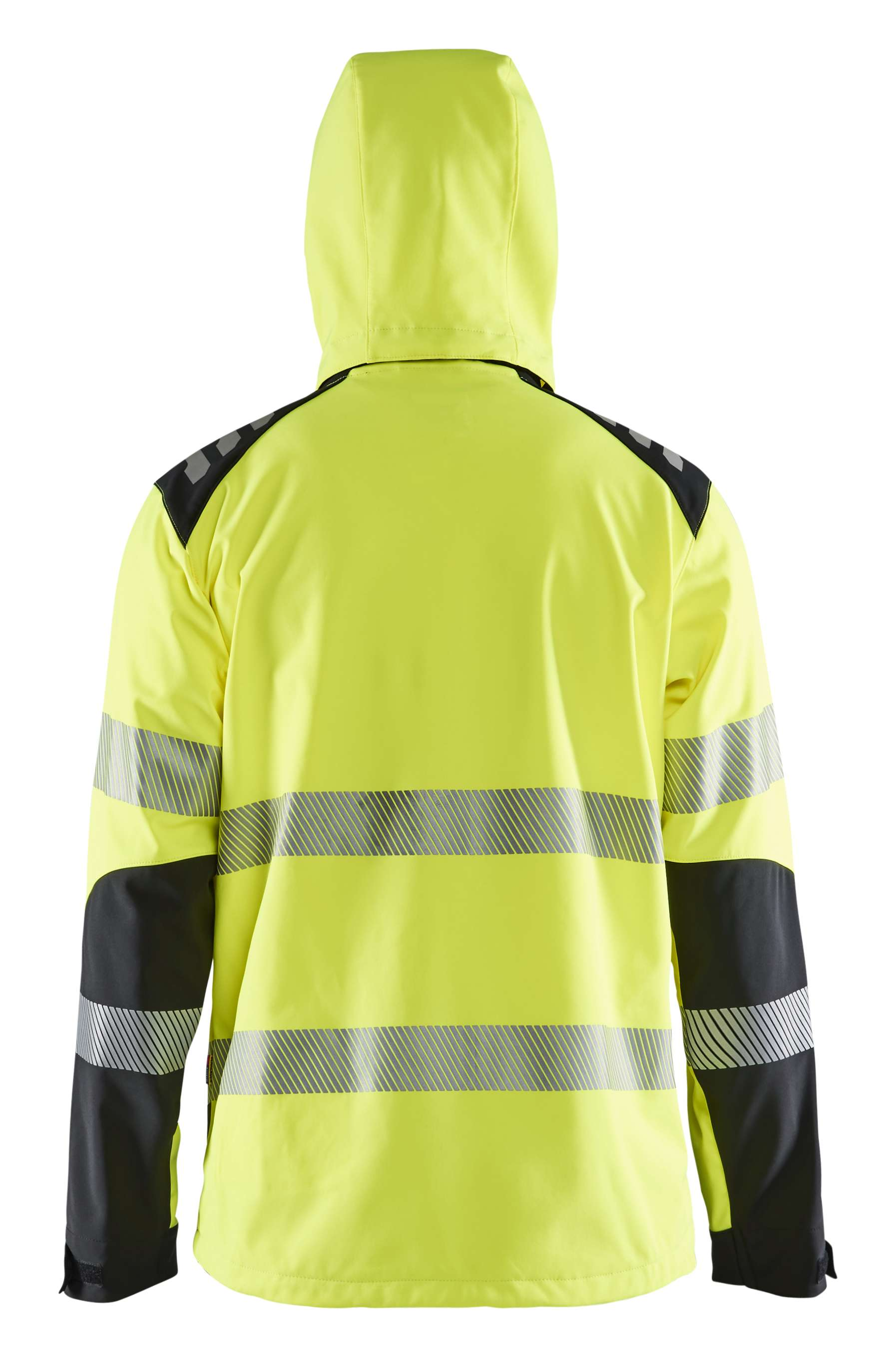 Blaklader Jassen 44912513 High Vis fluo geel-zwart(3399)