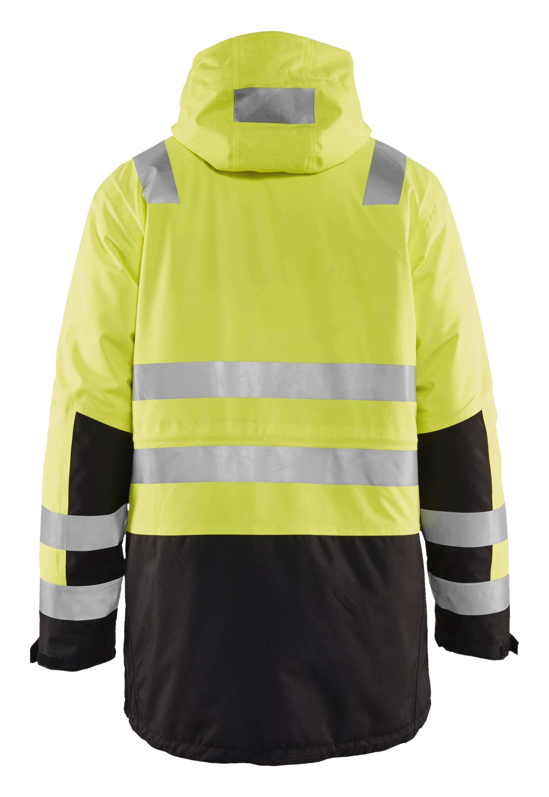 Blaklader Jassen 44951987 High Vis fluo geel-zwart(3399)
