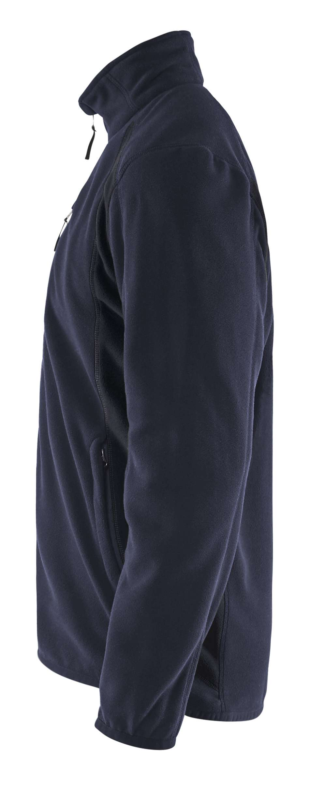 Blaklader Fleece vesten 47302510 donker marineblauw-zwart(8699)