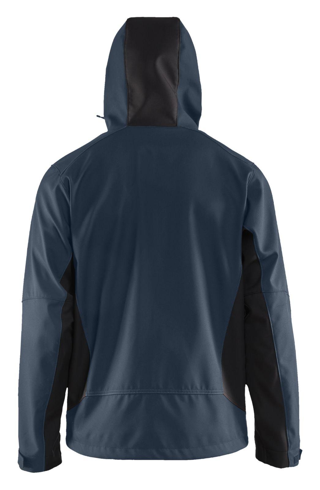 Blaklader Jassen 47532516 donker marineblauw-zwart(8699)