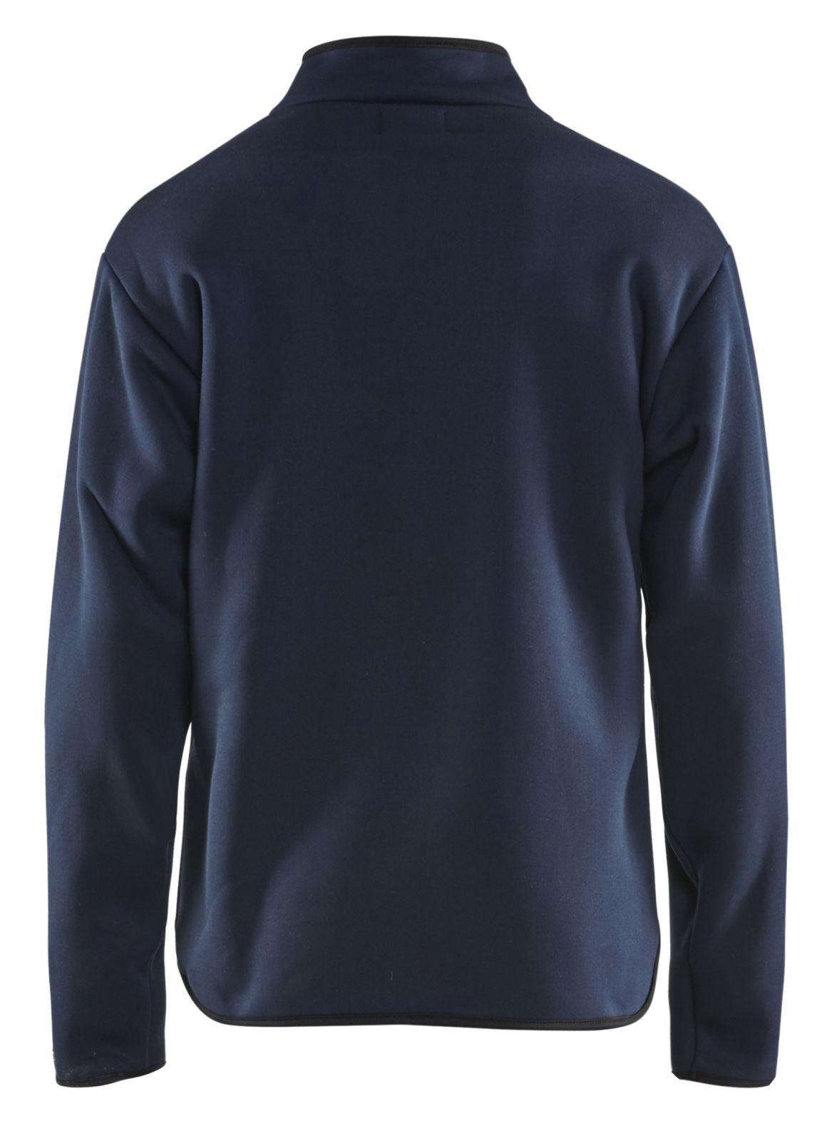 Blaklader Fleece vesten 47702954 marineblauw(8900)