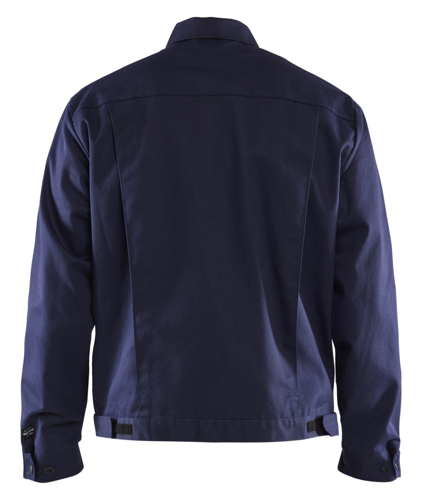 Blaklader Combi-jacks 47741516 Vlamvertragend marineblauw(8900)