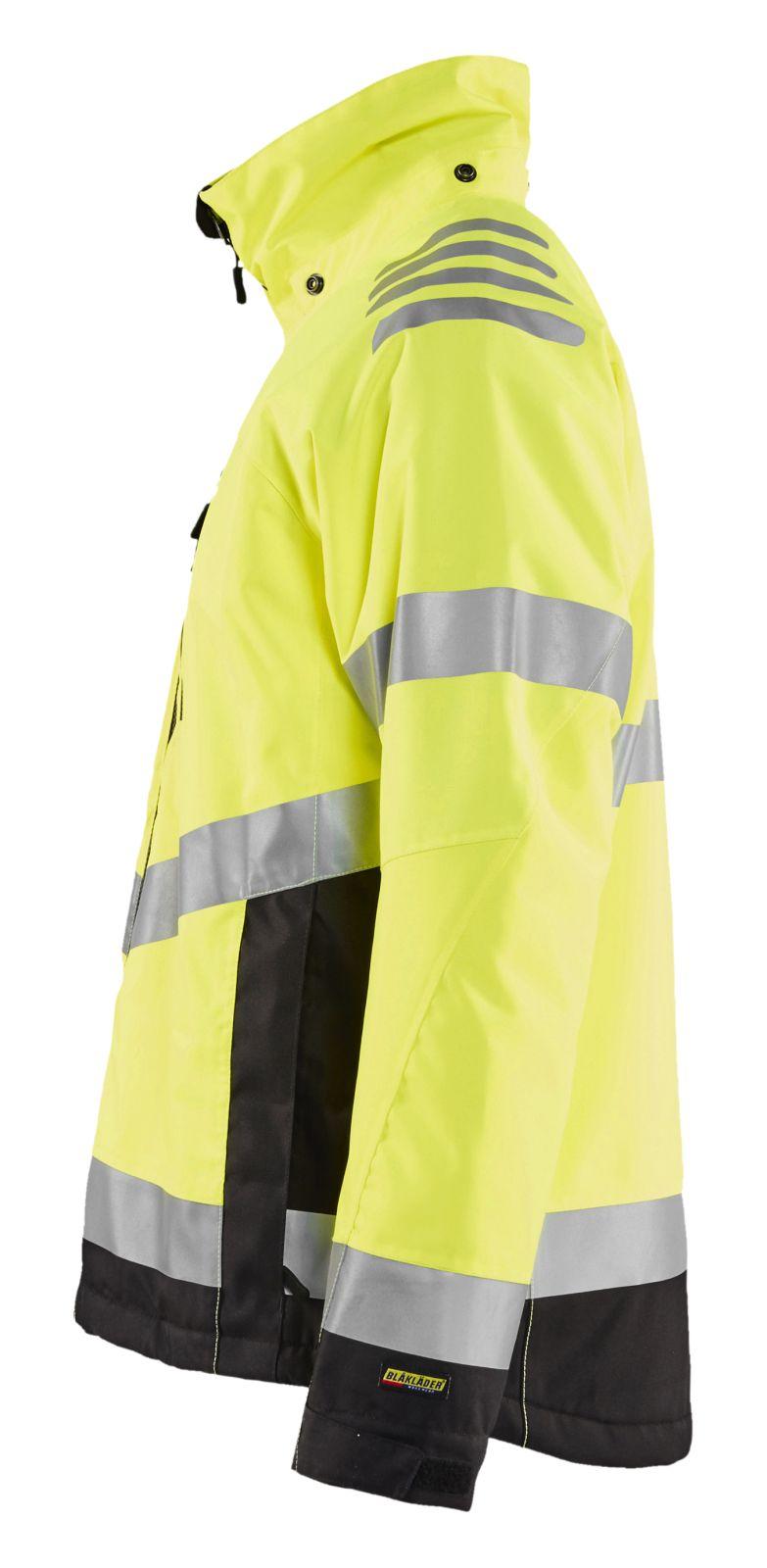 Blaklader Jassen 47801977 High Vis fluo geel-zwart(3399)