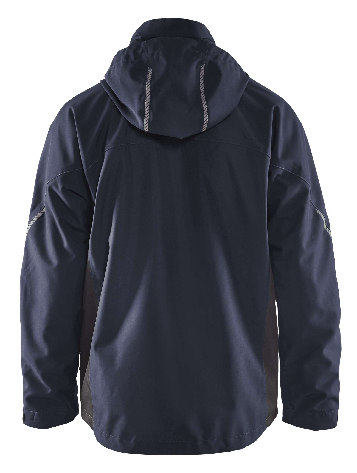 Blaklader Regenjacks 47901977 donker marineblauw-zwart(8699)