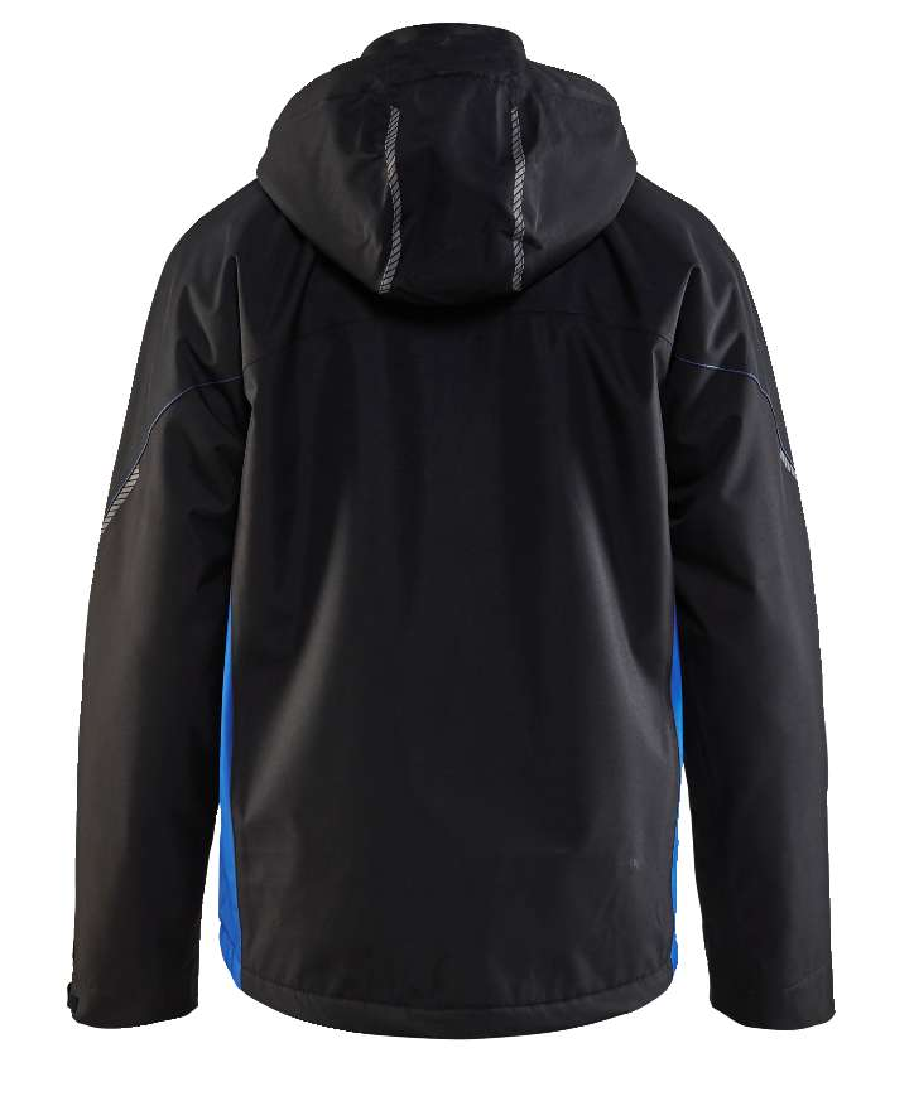 Blaklader Jassen 47901977 zwart-korenblauw(9985)