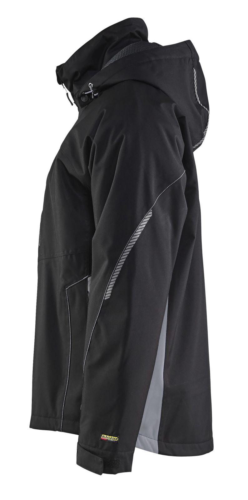 Blaklader Jassen 47901977 zwart-grijs(9994)