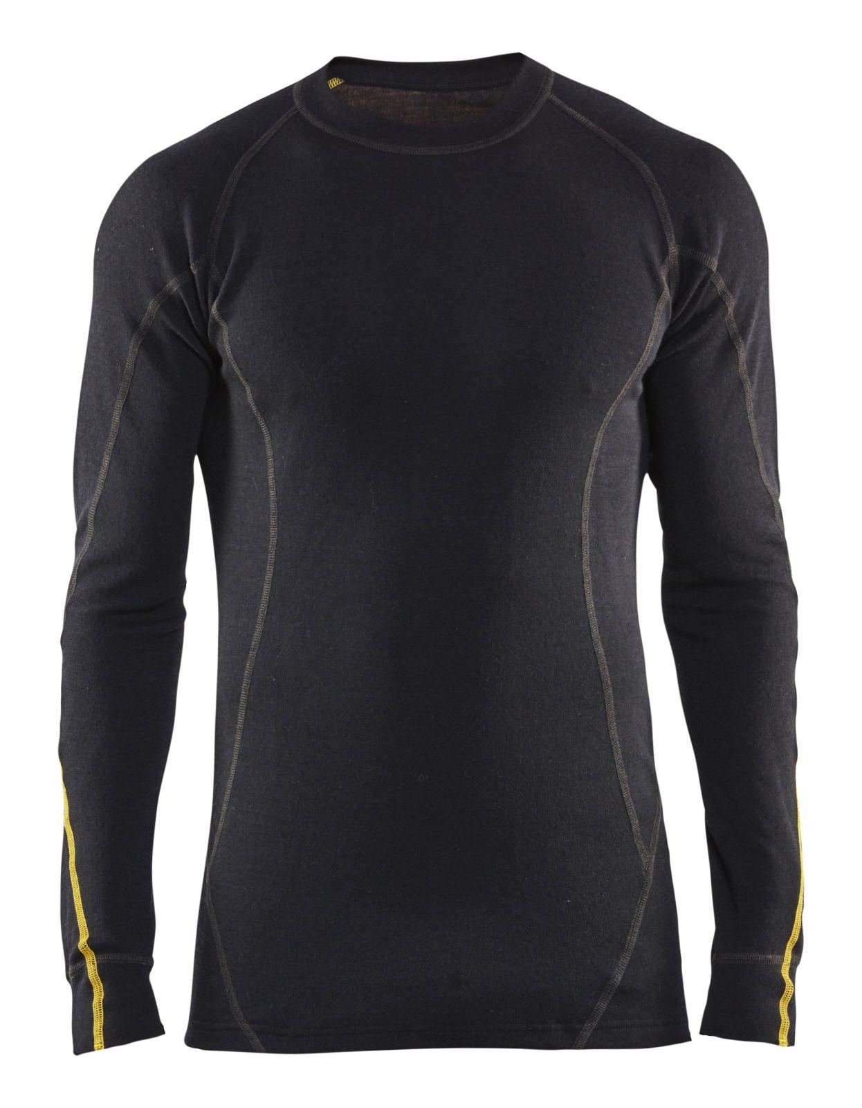 Blaklader Onderhemden 47941075 Onderhemden zwart(9900)