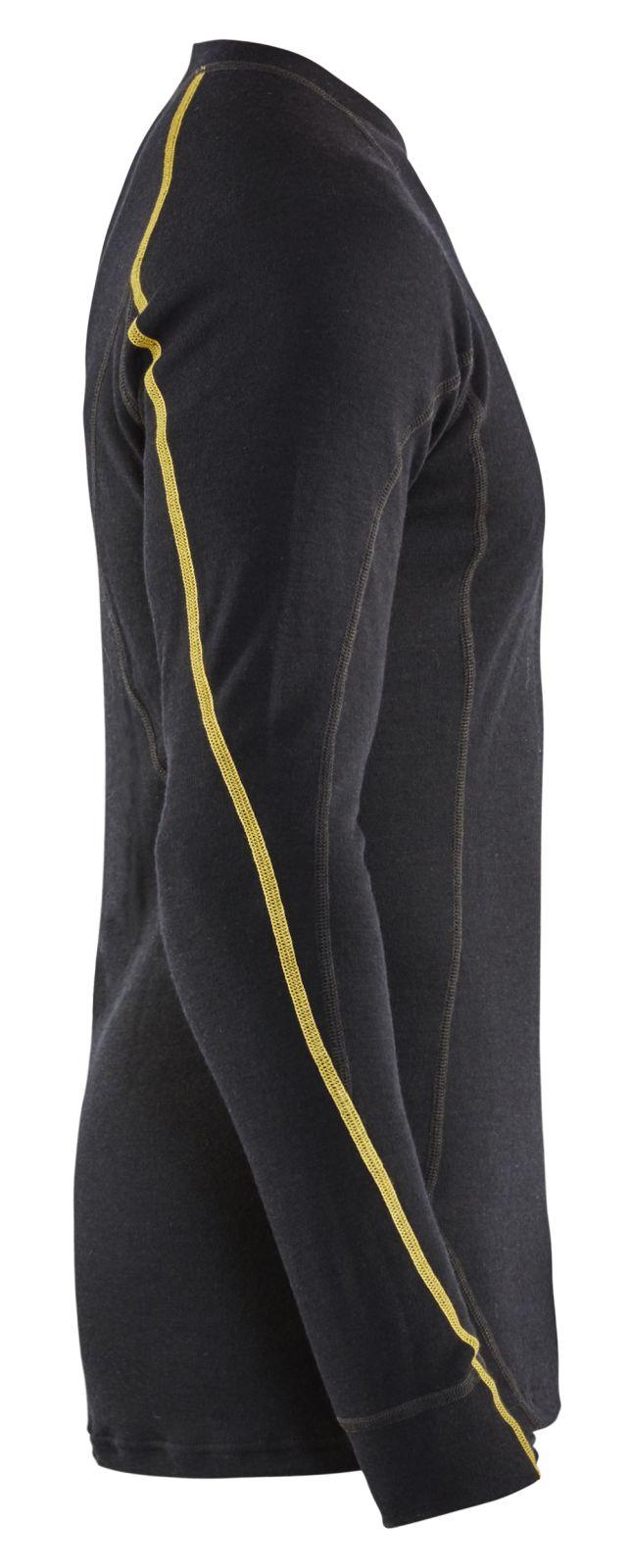 Blaklader Ondershirts 47941075 Onderhemden zwart(9900)