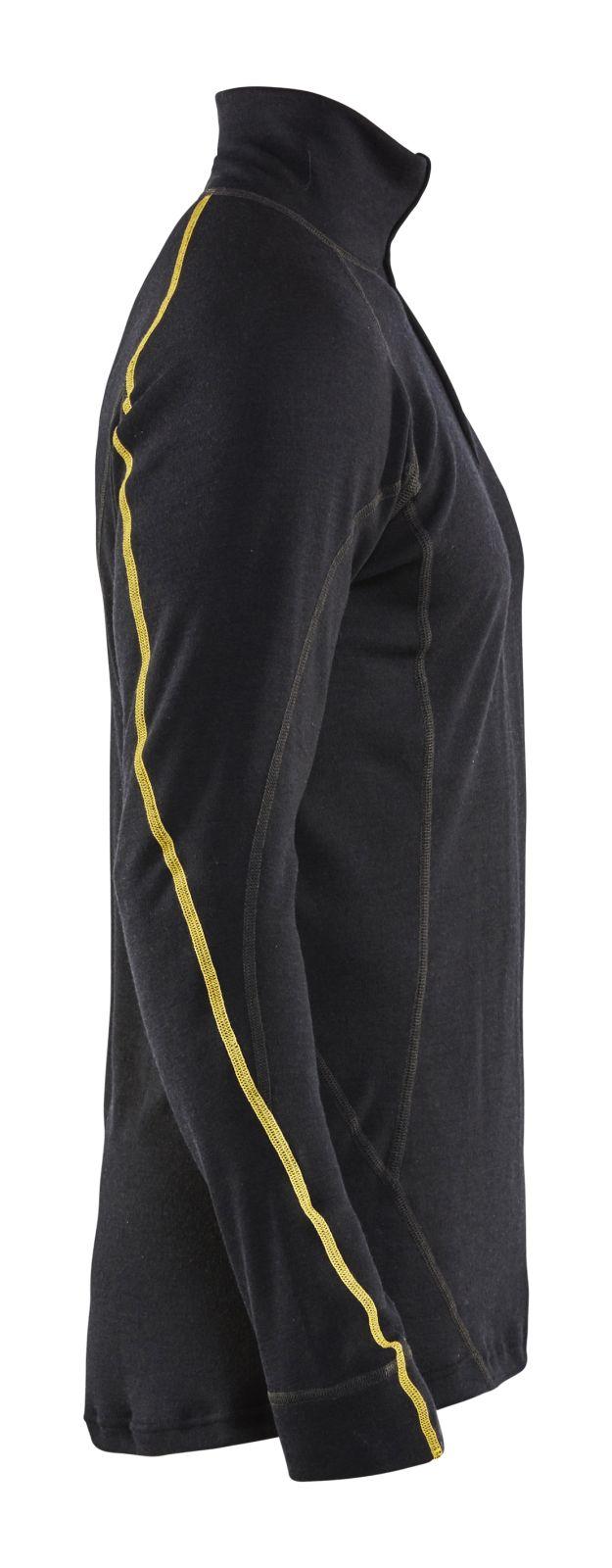 Blaklader Onderhemden 47961075 Vlamvertragend zwart(9900)