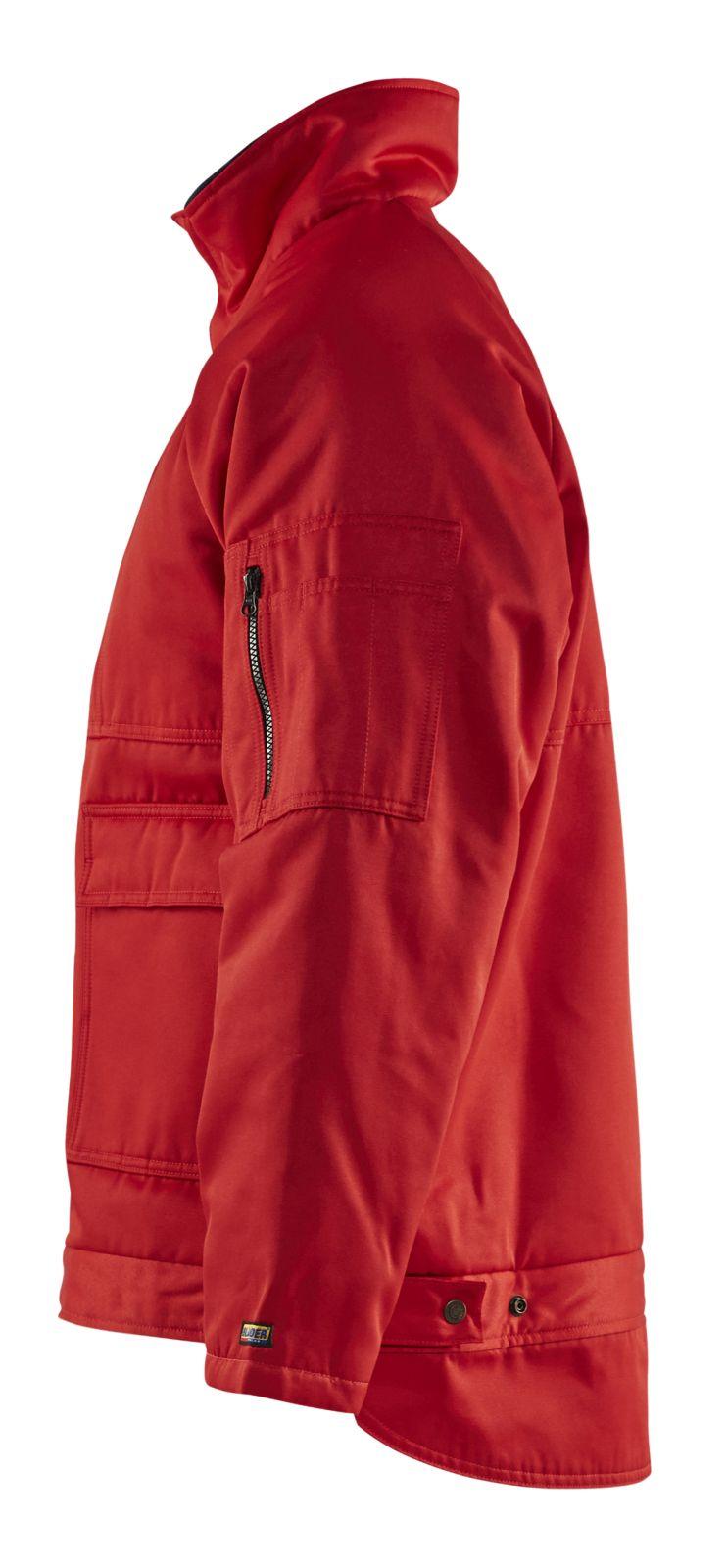 Blaklader Jassen 48001900 rood(5600)