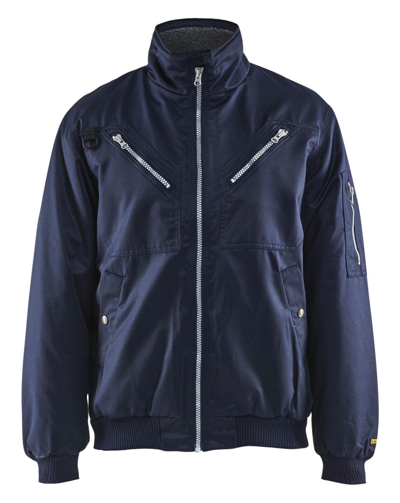 Blaklader Pilot jacks 48051900 marineblauw(8800)