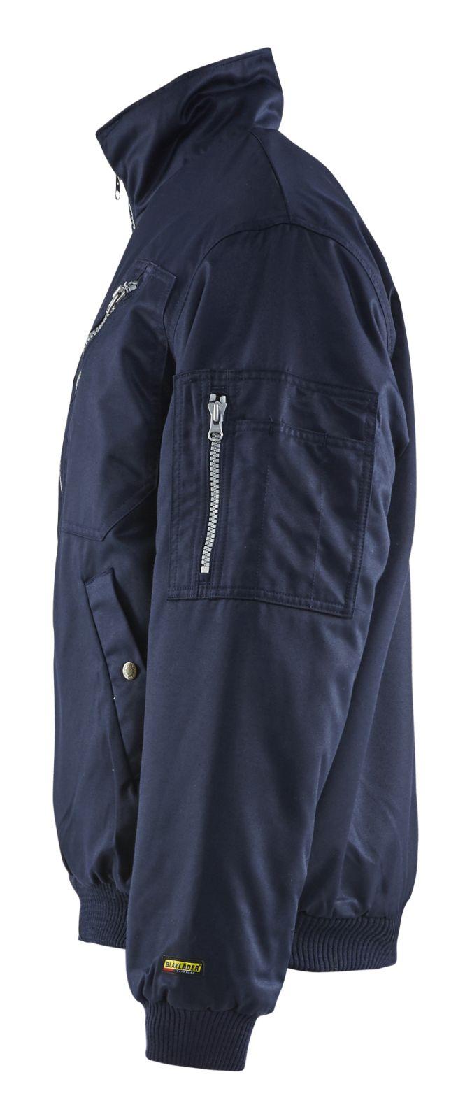 Blaklader Jassen 48051900 marineblauw(8800)