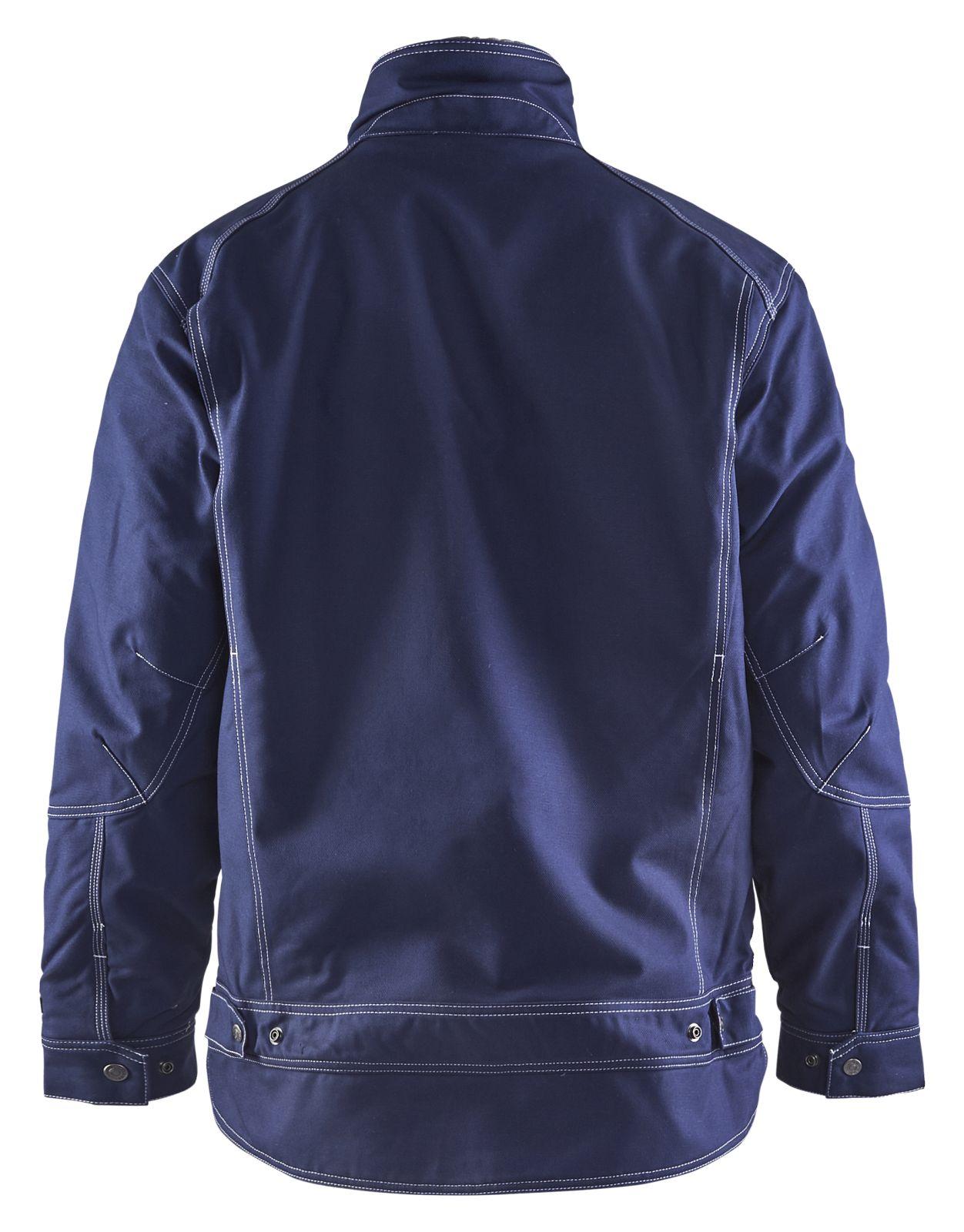 Blaklader Jassen 48151370 marineblauw(8800)