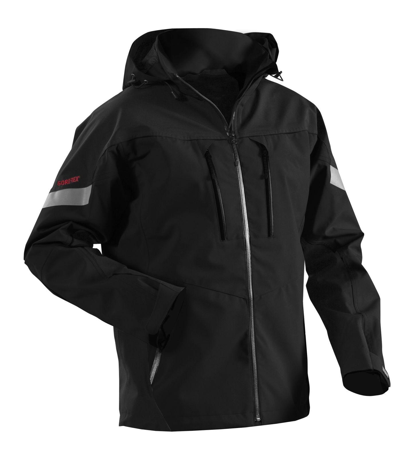 Blaklader Regenjacks 48181420 Gore-Tex zwart(9900)
