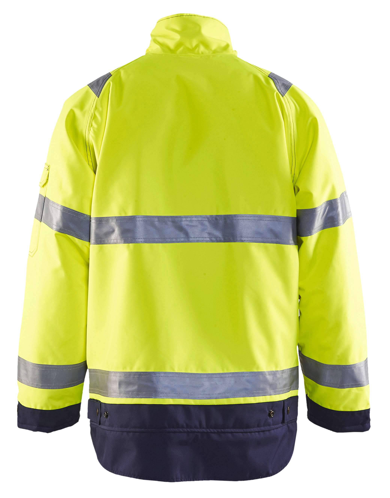 Blaklader Jassen 48271977 High Vis geel-marineblauw(3389)