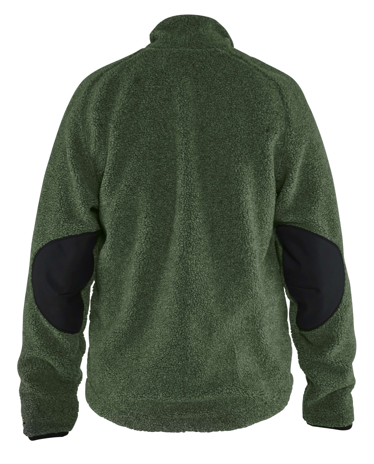 Blaklader Fleece vesten 48292505 army groen(4600)