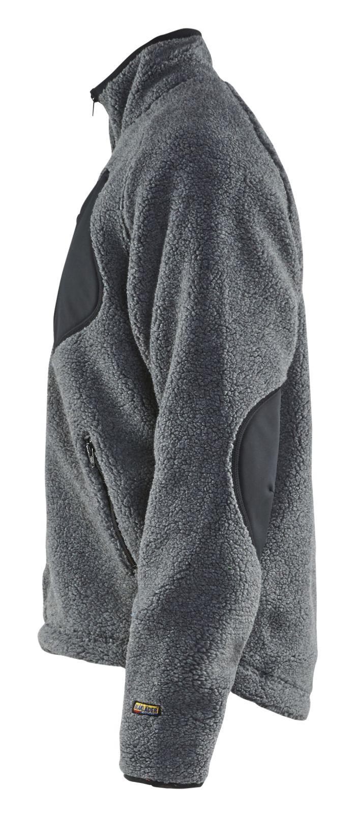 Blaklader Fleece vesten 48292505 grijs(9400)