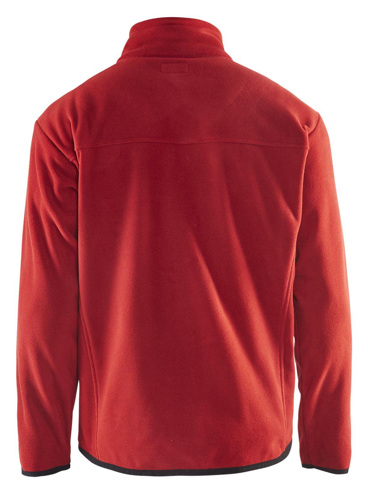 Blaklader Vesten 48302510 rood(5600)