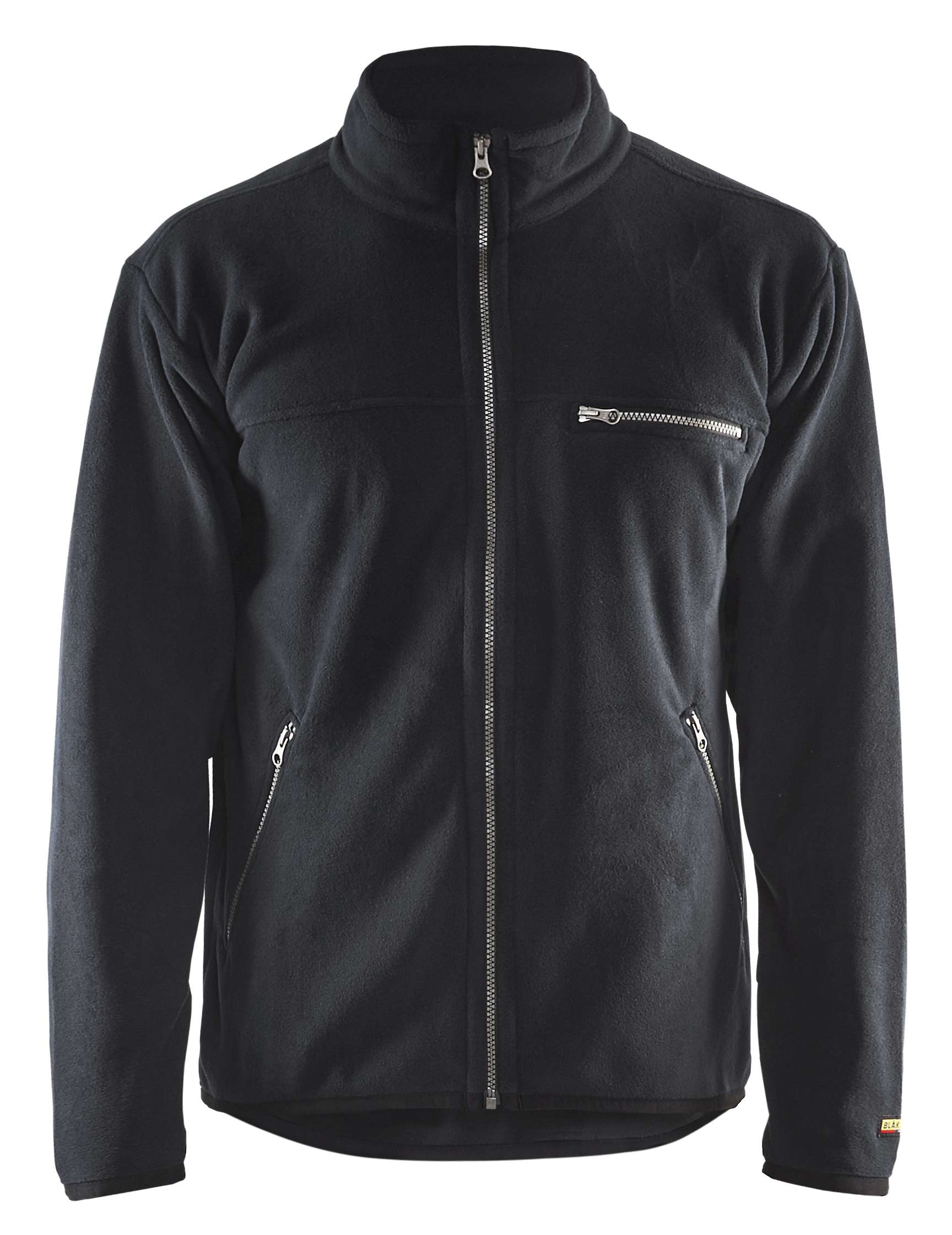 Blaklader Fleece vesten 48302510 zwart(9900)