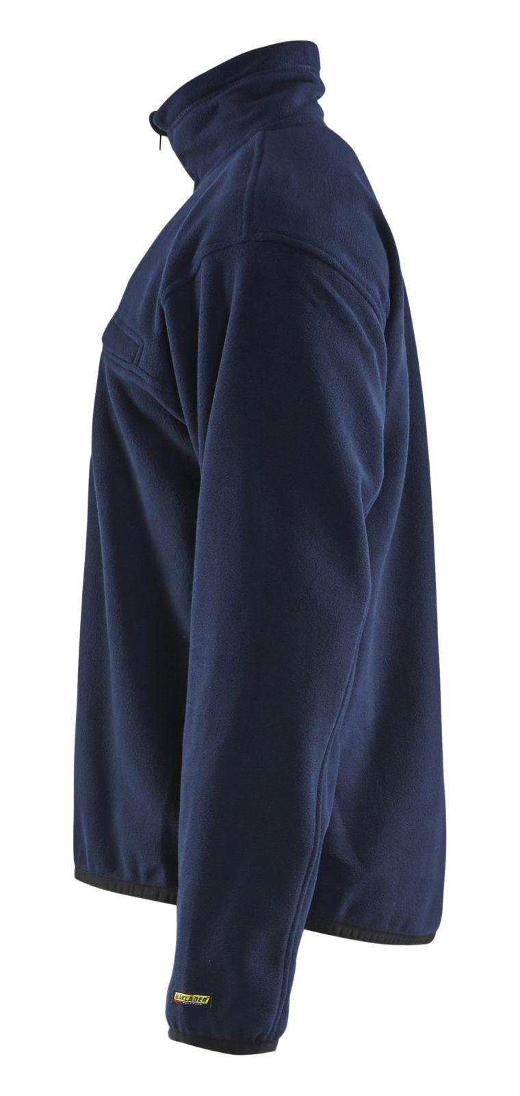 Blaklader Fleece pullover 48312540 marineblauw(8900)