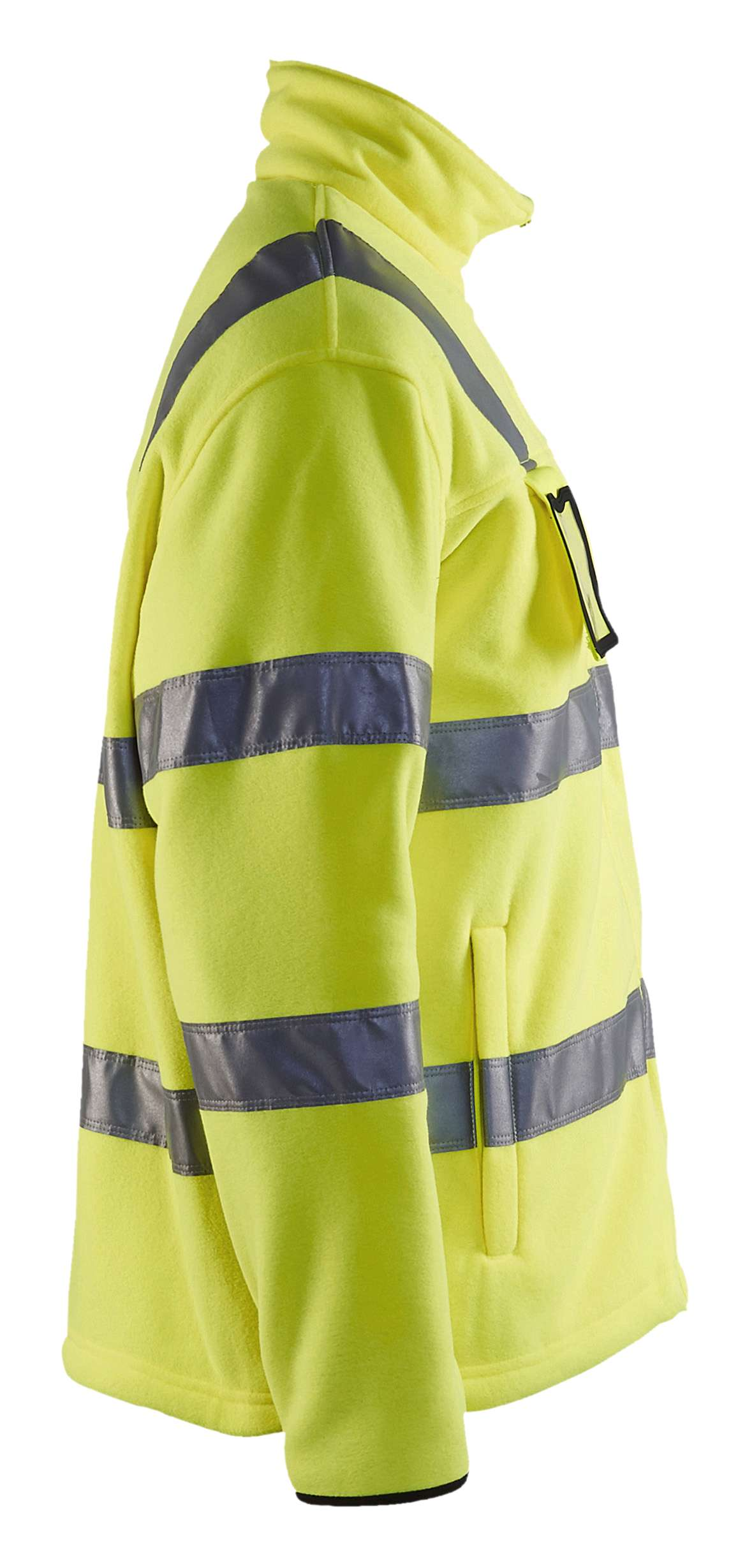 Blaklader Fleece vesten 48332560 High Vis geel(3300)
