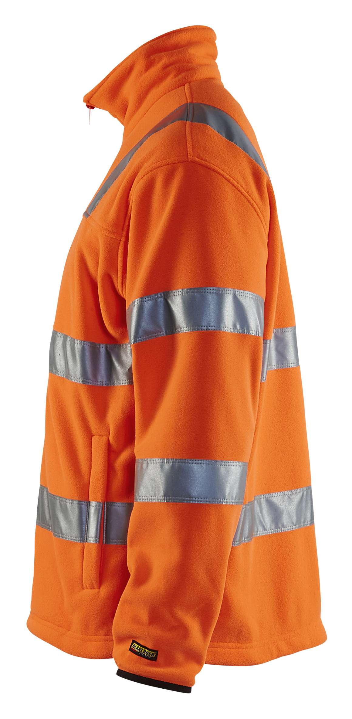 Blaklader Fleece vesten 48332560 High Vis oranje(5300)