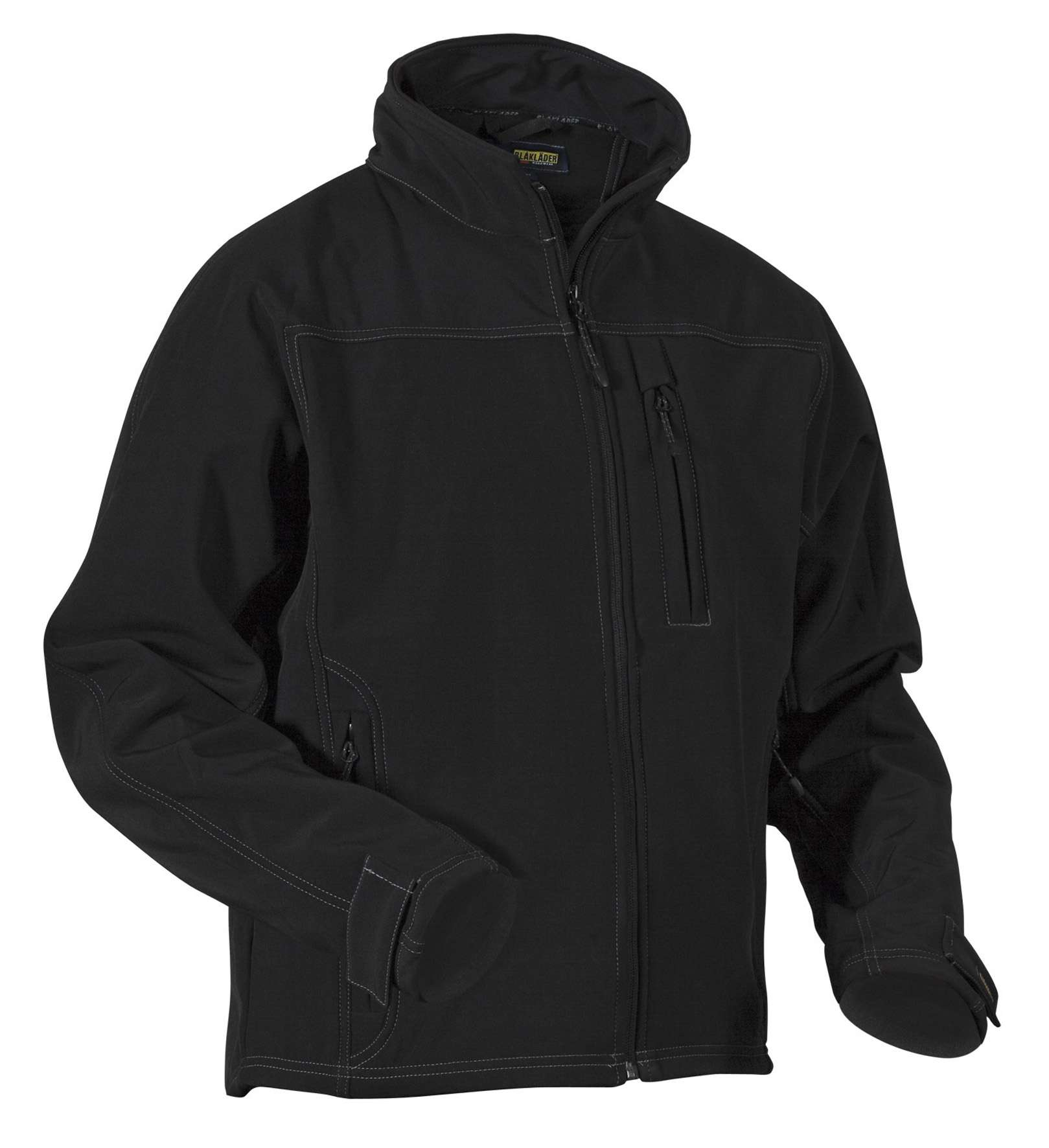 Blaklader Softshell jacks 48342515 zwart(9900)