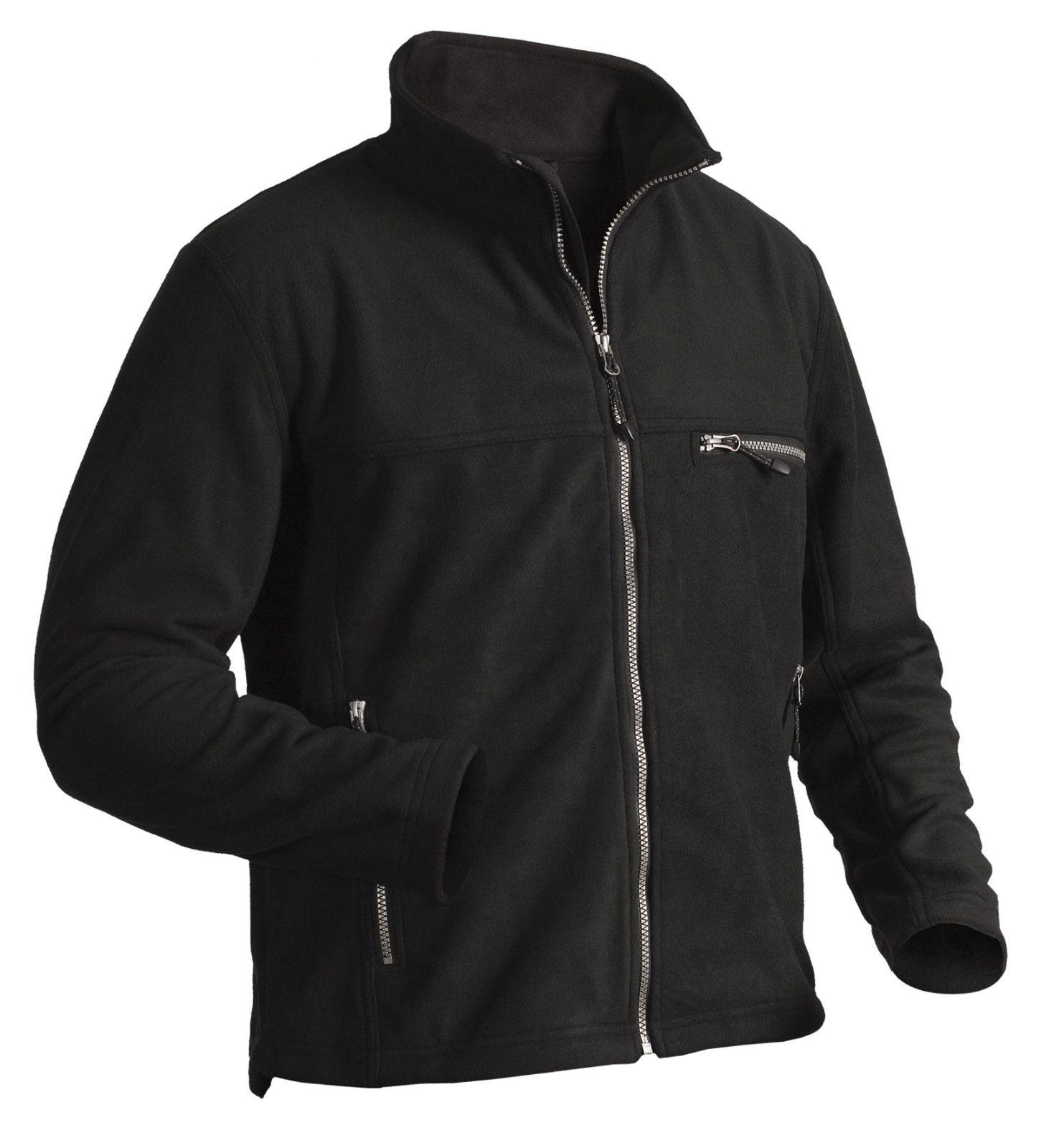 Blaklader Fleece jassen 48362525 zwart(9900)