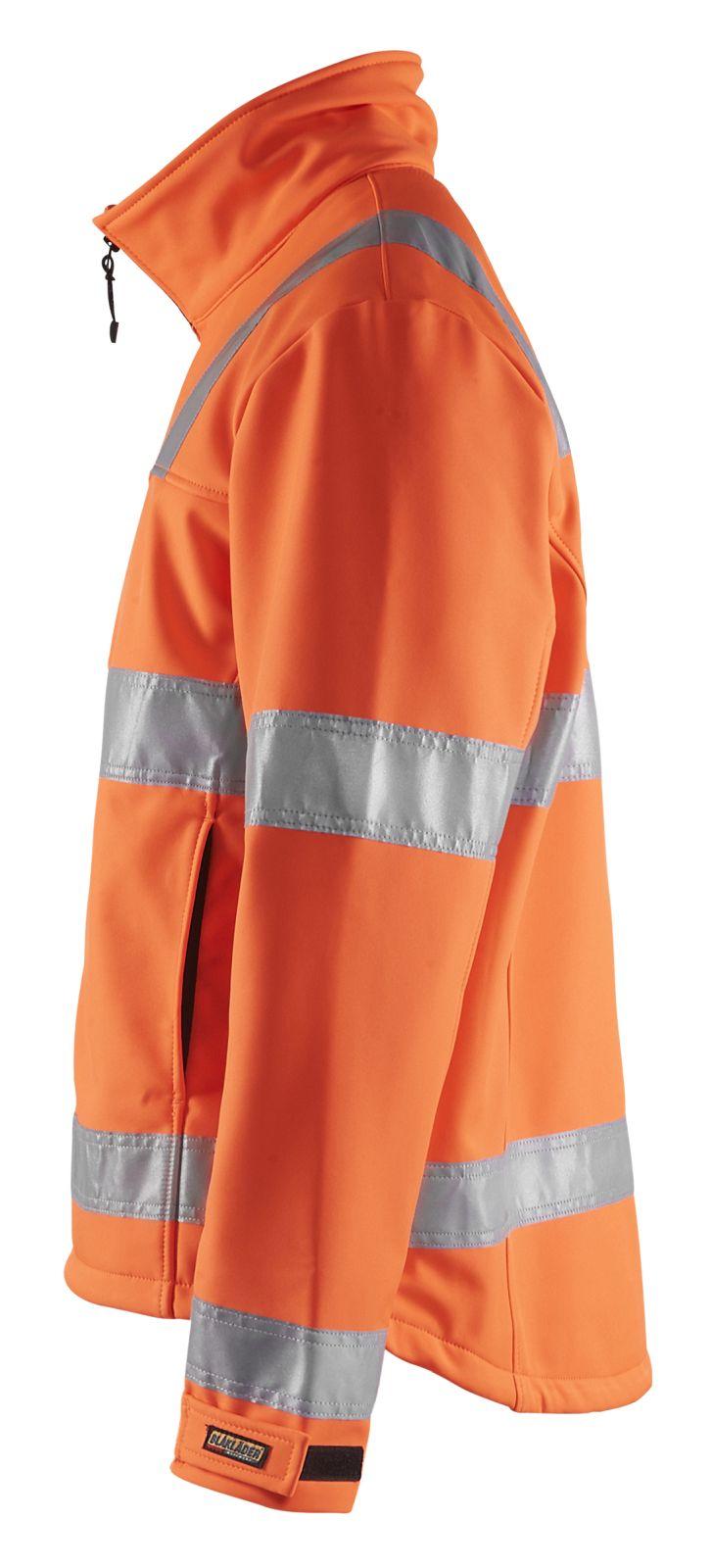 Blaklader Jassen 48382517 High Vis oranje(5300)