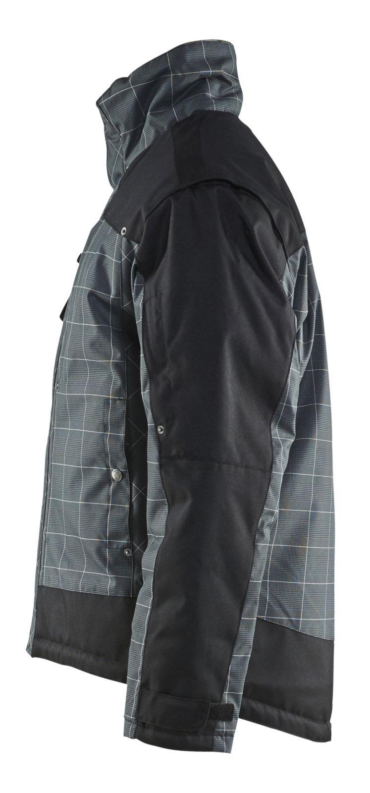 Blaklader Jassen 48451952 grijs-zwart(9499)