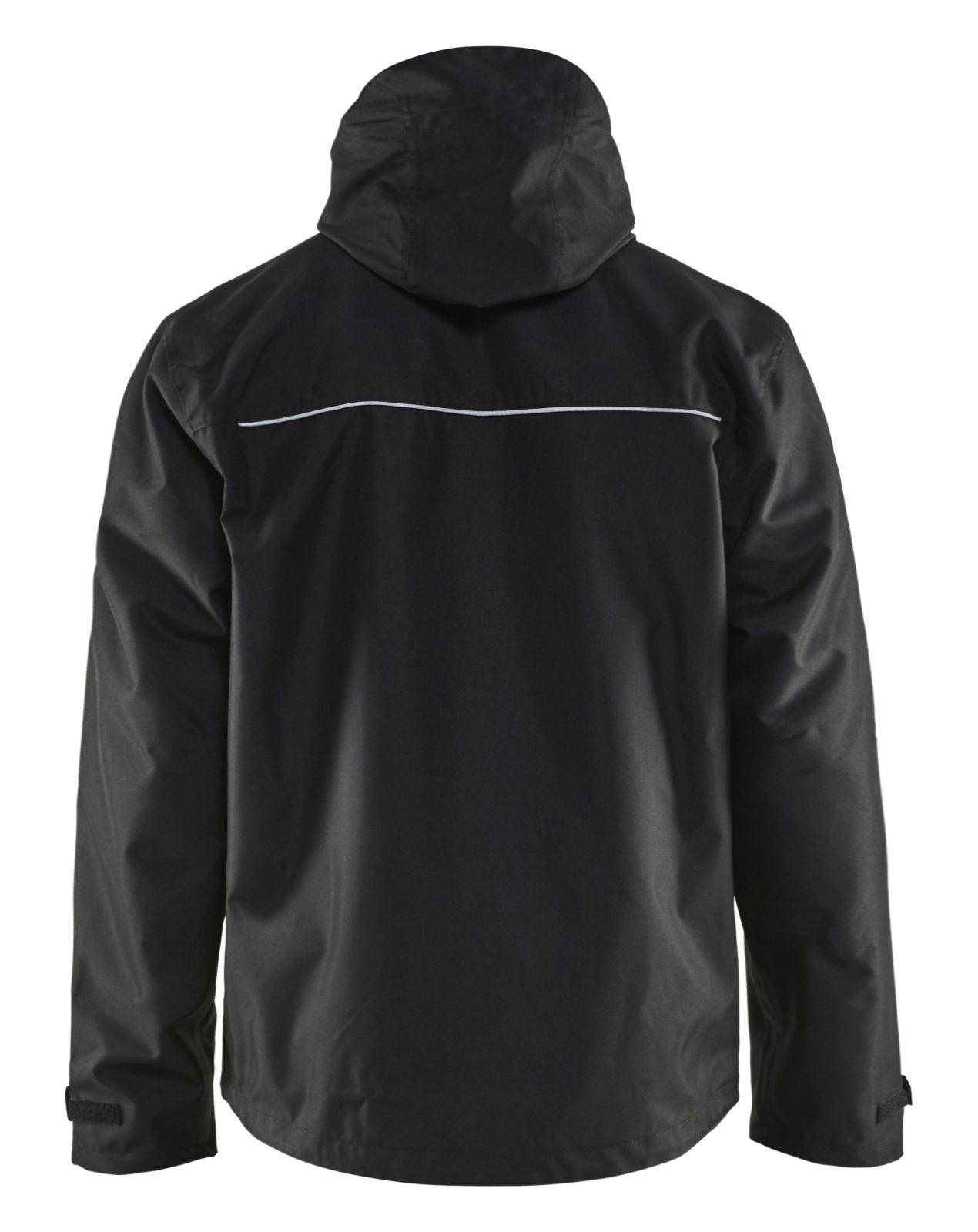 Blaklader Regenjacks 48471977 zwart(9900)