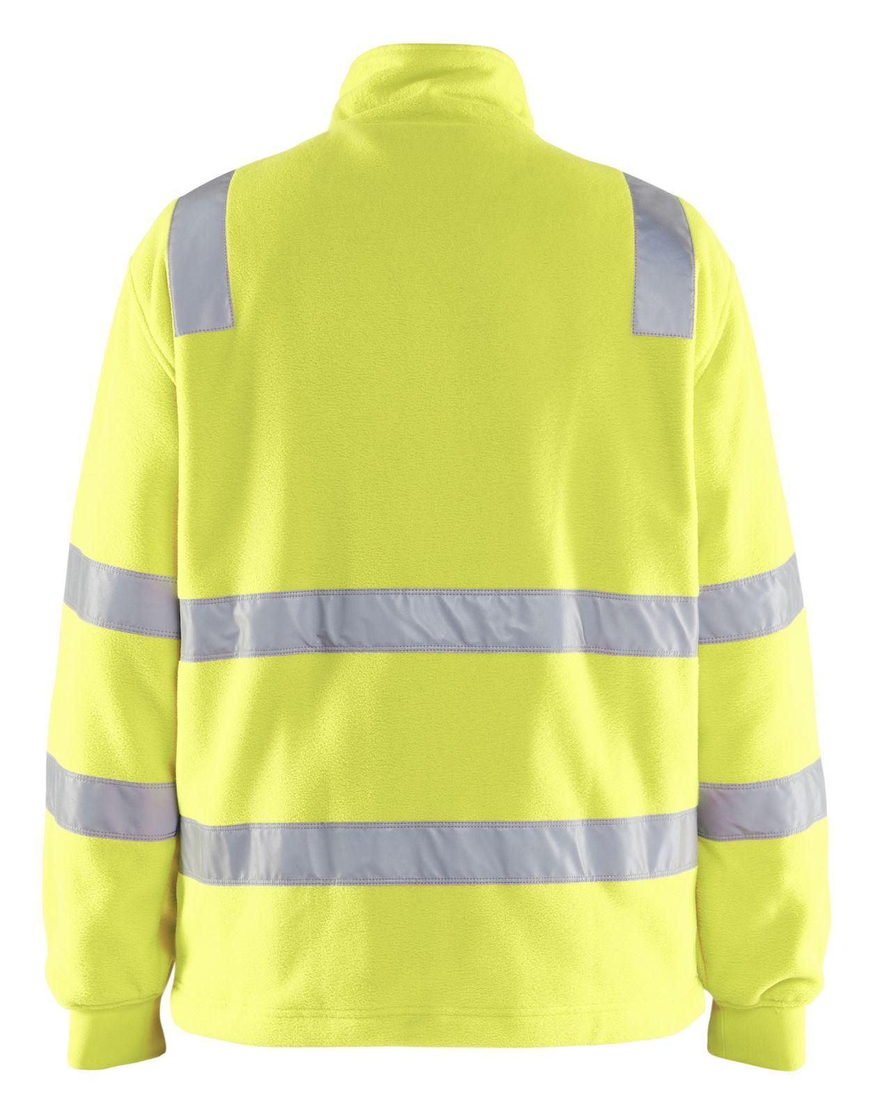 Blaklader Fleece vesten 48532560 High Vis geel(3300)