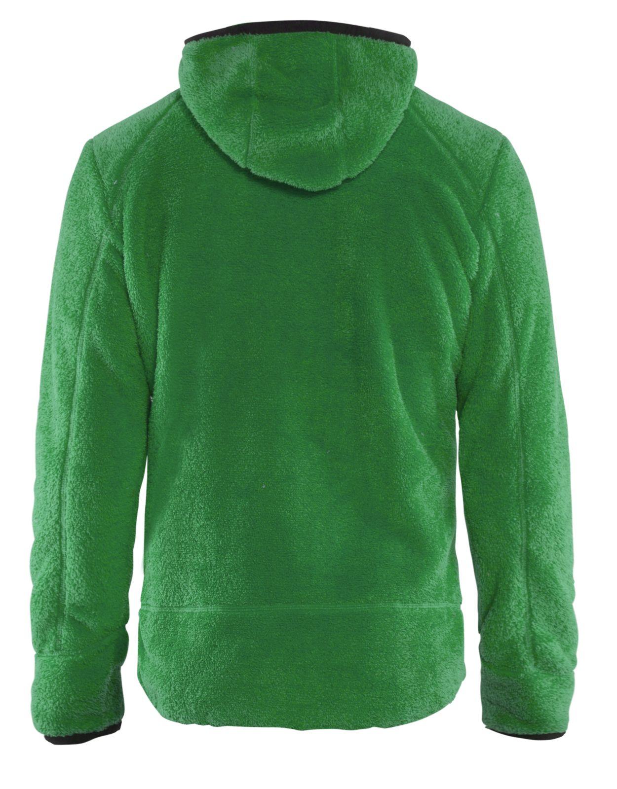Blaklader Fleece vesten 48632502 groen(4200)