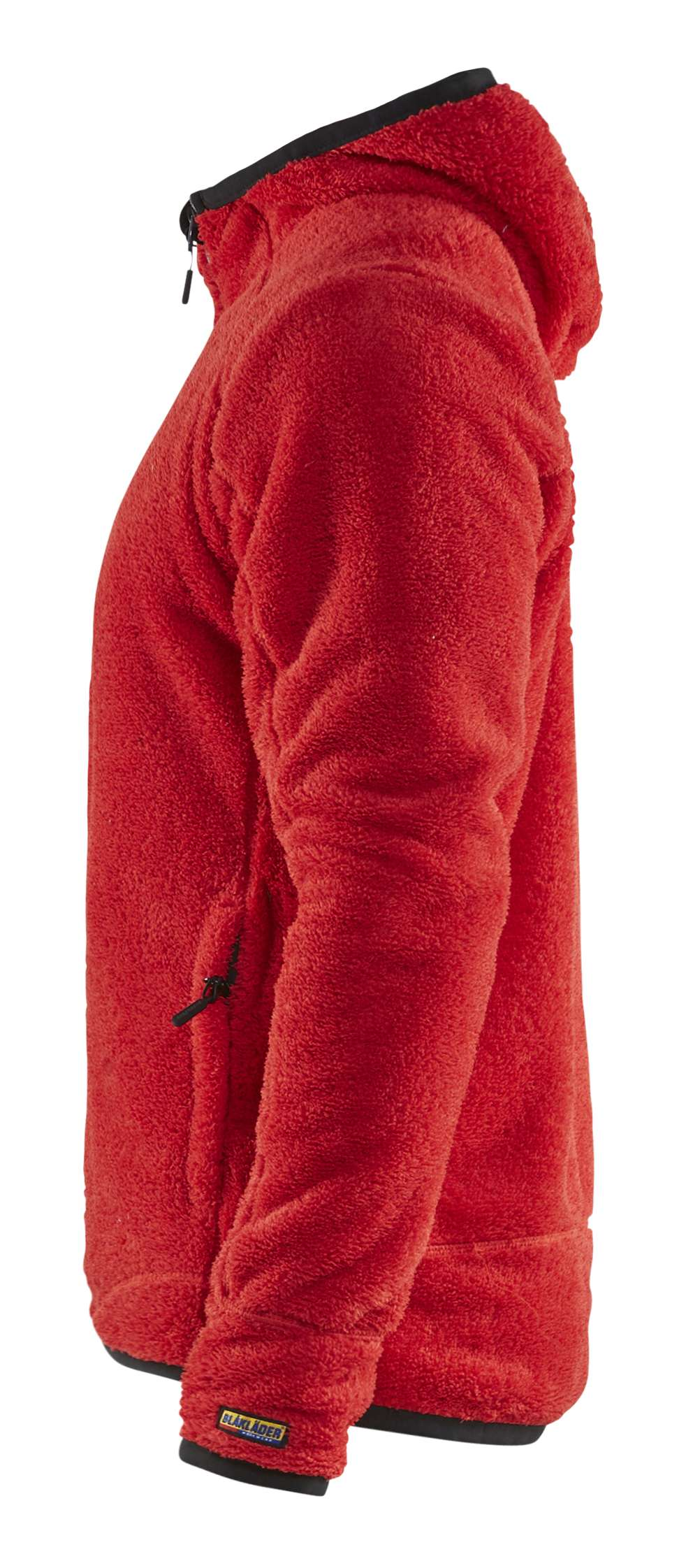 Blaklader Fleece vesten 48632502 rood(5600)