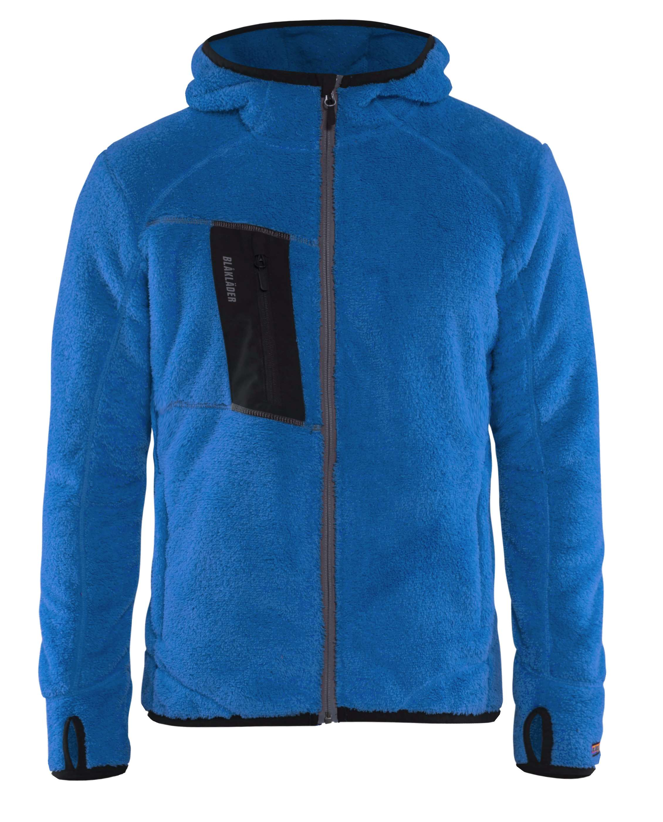 Blaklader Fleece vesten 48632502 ocean blauw(8000)