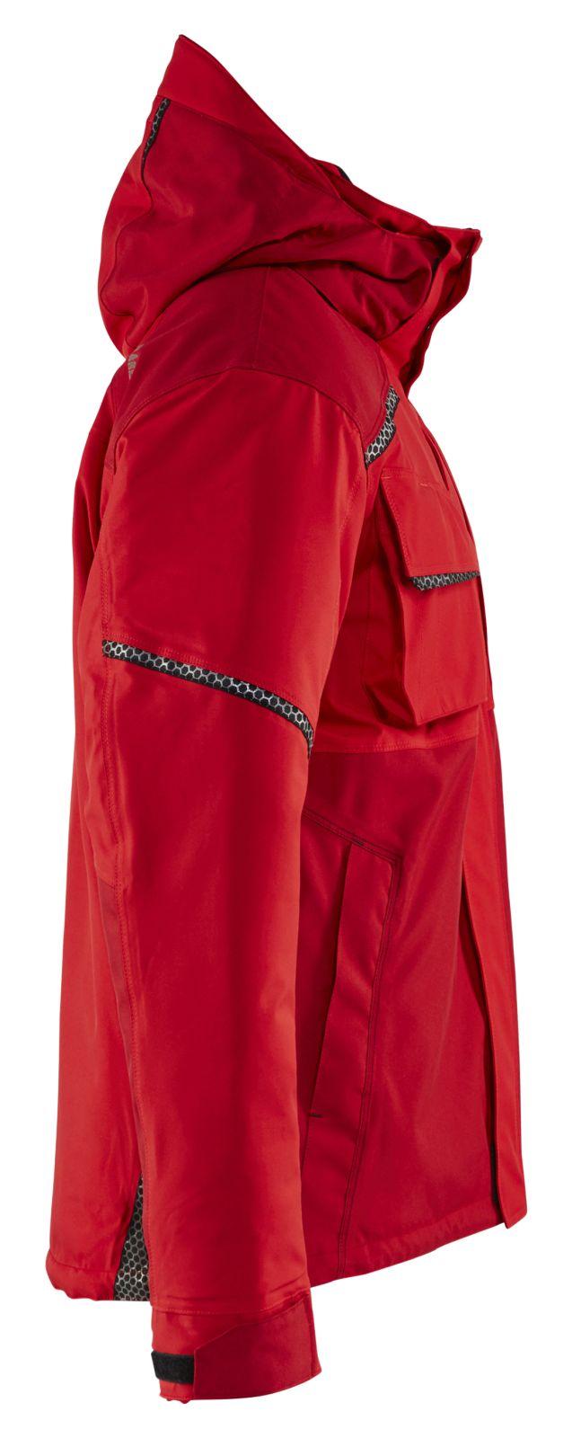 Blaklader Jassen 48811987 rood-donkerrood(5658)