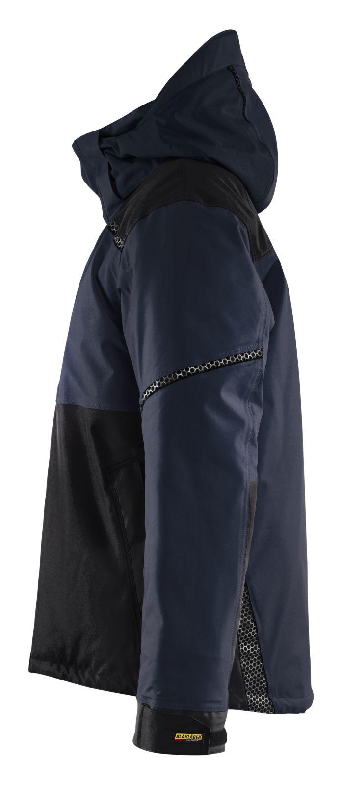 Blaklader Jassen 48811987 donker marineblauw-zwart(8699)