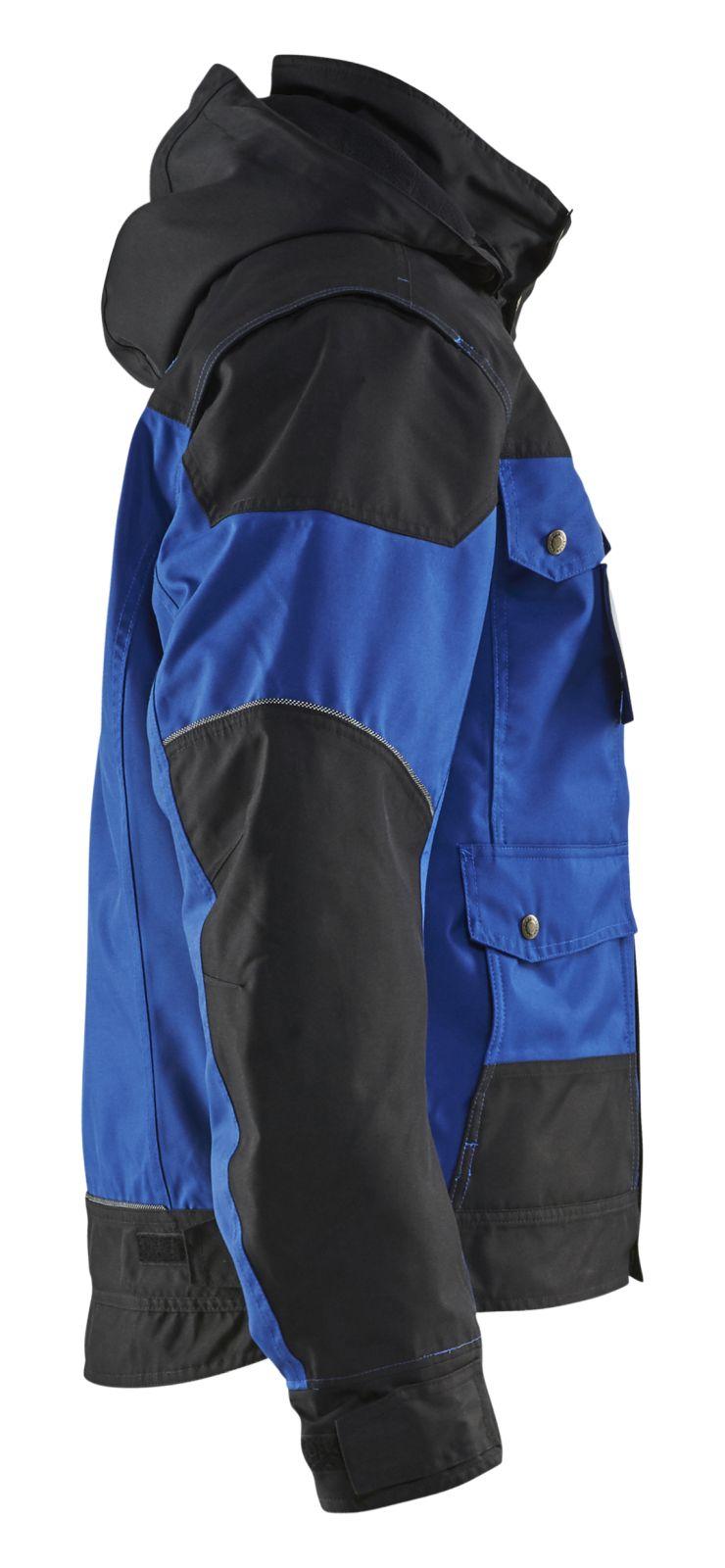 Blaklader Jassen 48861977 korenblauw-zwart(8599)