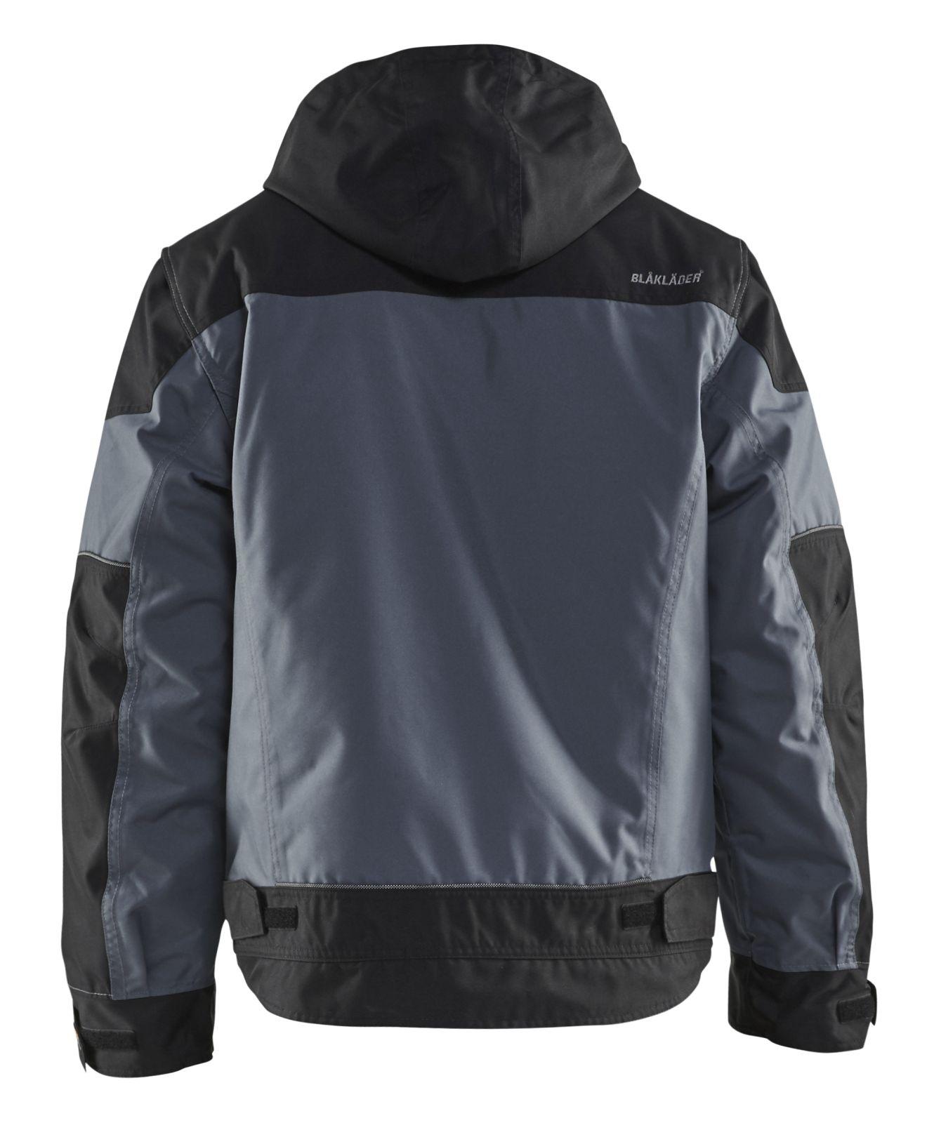 Blaklader Jassen 48861977 grijs-zwart(9499)