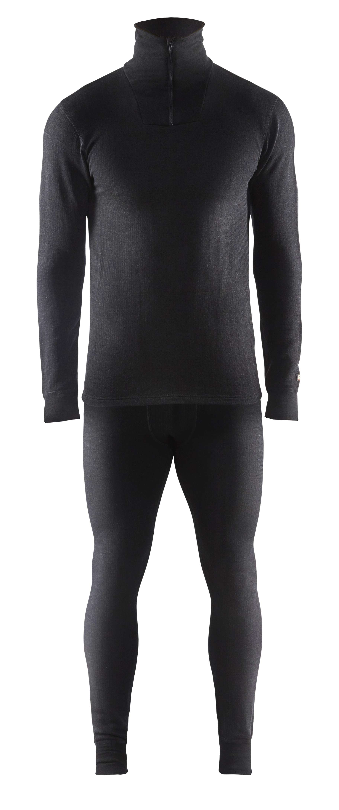 Blaklader Ondershirts 48941706 zwart(9900)