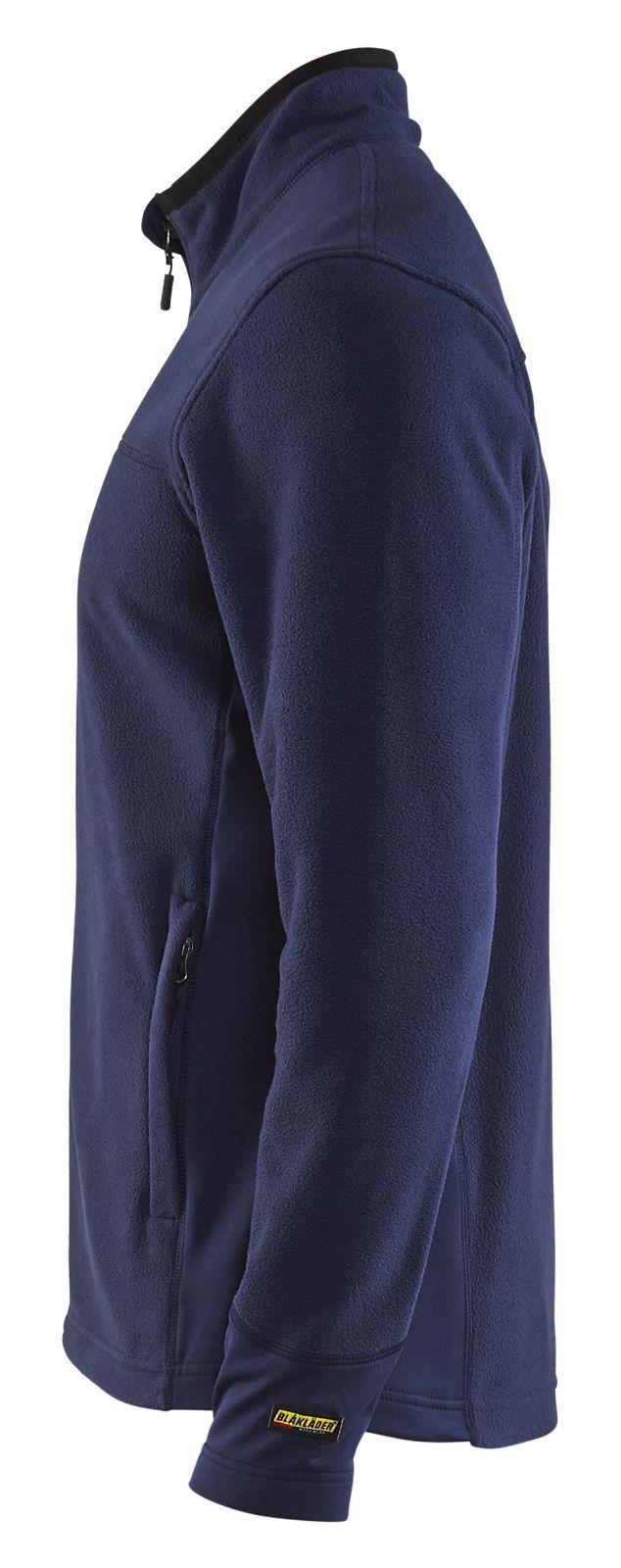 Blaklader Fleece vesten 48951010 marineblauw(8900)