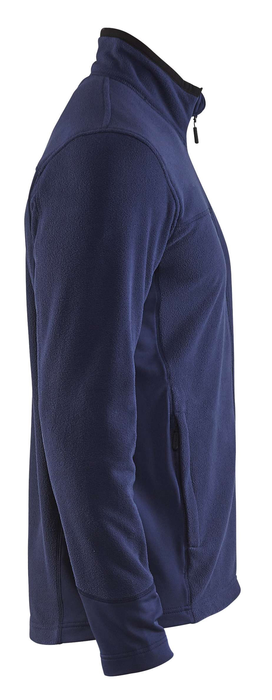 Blaklader Fleece vesten 48951010 marineblauw(8900)