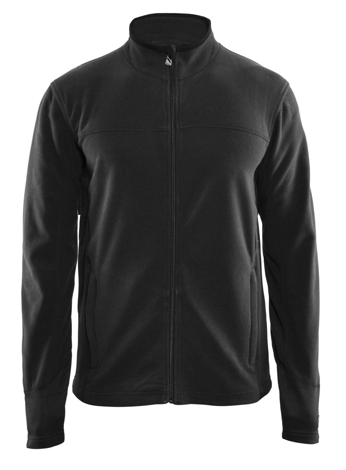 Blaklader Fleece vesten 48951010 zwart(9900)