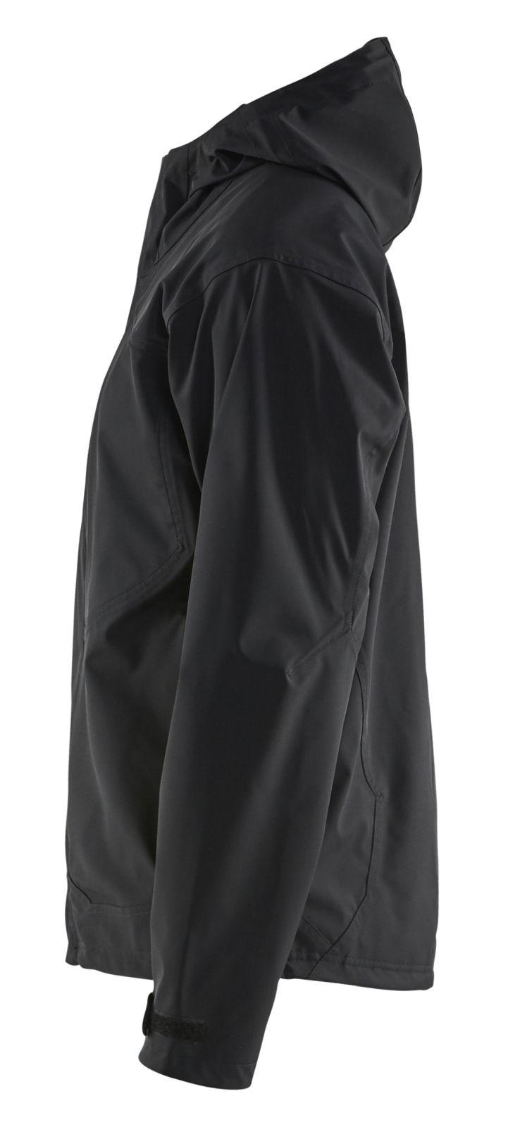 Blaklader Regenjacks 48961965 zwart(9900)